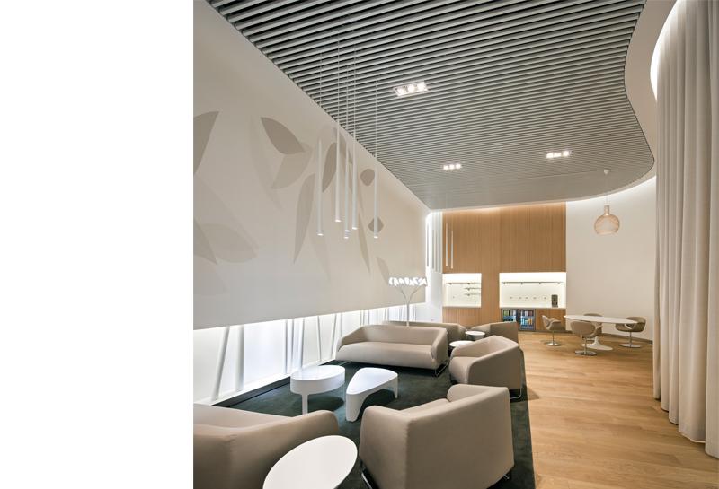 Noe Duchaufour Lawrance - Airport Lounge Paris